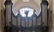 图卢兹圣塞宁圣殿中的管风琴