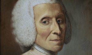 一幅未知画家为 Vincent Lübeck 而作的油画。此画大概作于1724—1734年间。